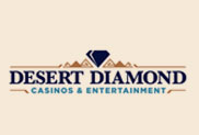 TUL Sponsor Desert Diamond Casinos and Entertainment